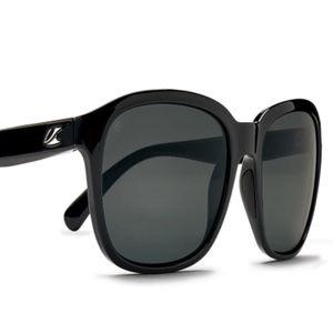 Kaenon Sonoma Black Polarized Sunglasses